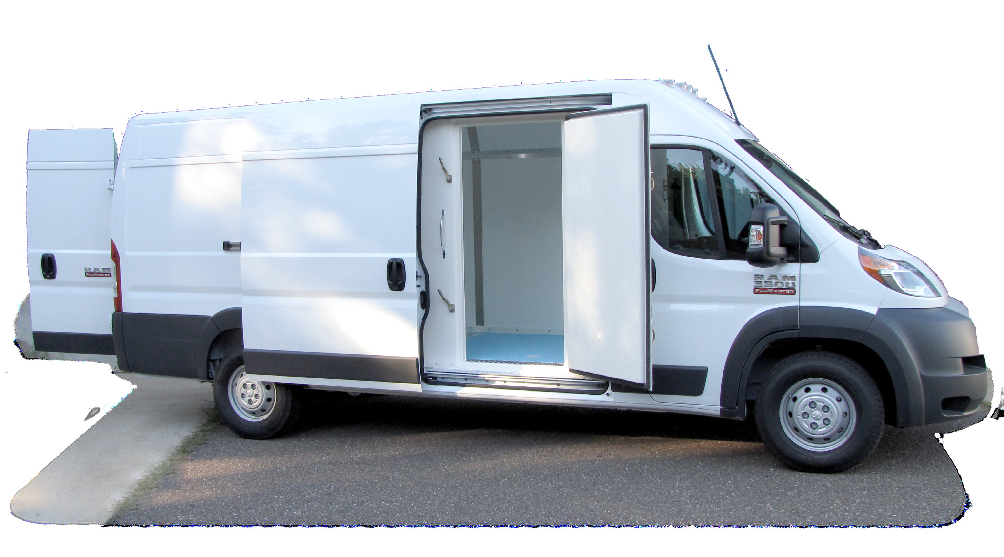 RAM Promaster | FG Products | Refrigerated Cargo Van